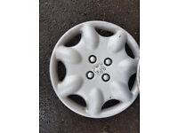 4 x13 hub caps peugeot