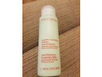Clarins anti pollution cleansing milk