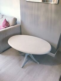 Large coffee table Annie Sloan shabby chic
