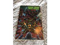 Teenage Mutant Ninja Turtles the Movie Comic