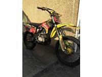 RMZ 450 05 PLATE £1,600 ONO For more information please call me on 07817995720