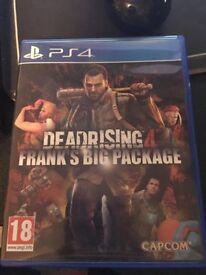 Dead Rising 4 - PS4 - New - CHEAP