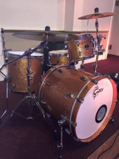 Gretsch Renown Maple Custom - Swap for a good bass or acoustic Narre Warren Casey Area Preview