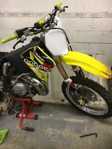 2004 RM250 trades welcome