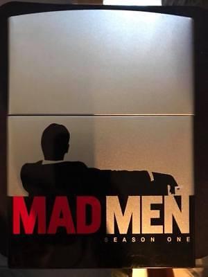 Mad Men Season One DVD Special Zippo Lighter Case Edition Set FREE SHIPPING  Mad Men Light