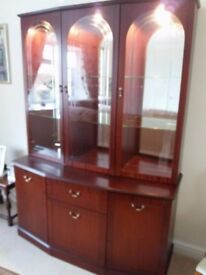 Display Cabinet with lighting - OFFERS PLEASE