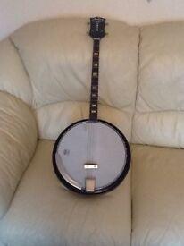 Harmony Tenor Banjo