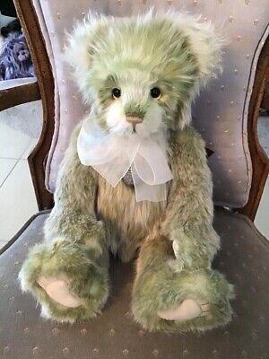 KIMBERLY CHARLIE BEARS 2020 PLUSH BEAR  * 15.5