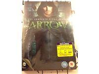 DVD Boxed Set First Season of ARROW