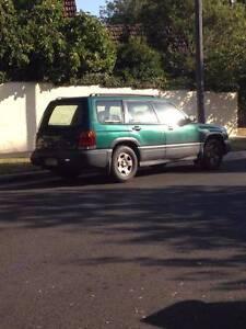1999 Subaru Forester Wagon St Kilda Port Phillip Preview