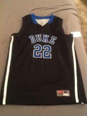 Nike duke blue devils basktball jersey, girls medium, sublimated, nwt Duke Blue Devils Girl