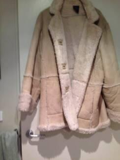 SheepSkin Jacket   Jackets & Coats   Gumtree Australia Knox Area ...