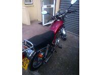 Hartford 125-L Motorbike