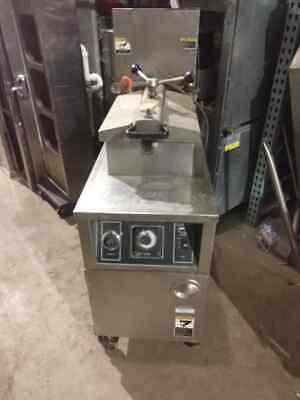 Bki Pressure Fryer With Filtration
