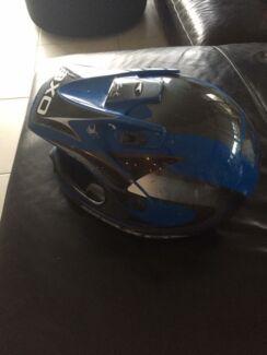 Wanted: Small motorbike helmet