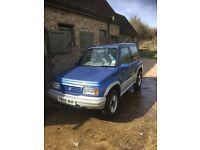 Suzuki Vitara JX 4 U HARD -TOP Estate 4X4 1999