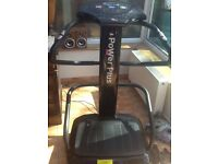 Vibration plate for sale excellent condition