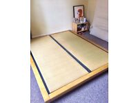 Kingsize bed - Futon Company - Collection Only OX4