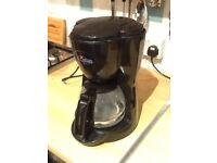 De Longhi filter coffee maker in excellent condition