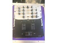 Numark DM 1050 DJ Mixer