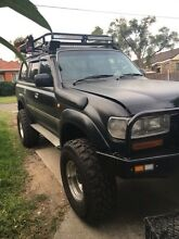 1hz Toyota landcruiser 80 Revesby Bankstown Area Preview