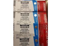 Guns and roses concert tickets