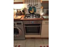 Built in oven, extractor and hob