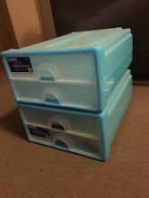 2 stackable drawers Carlton Melbourne City Preview