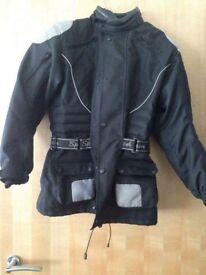 Baby bicker jacket size Xl