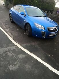 For sale arden blue insignia vxr .. rarely seen