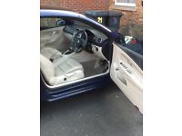 Selling vw eos, mot, beige leather, panaramic sunroof/convertible, lovely car, drives beautiful,