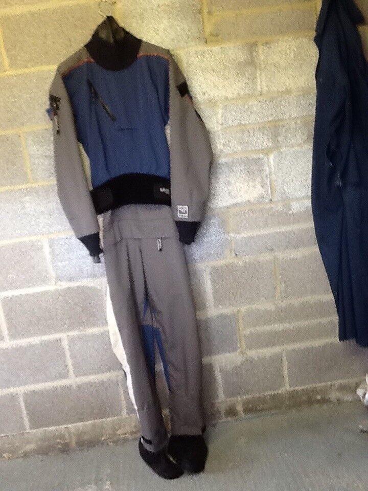 Drysuit.Kokatat Icon GT Drysuit.Mens size Large