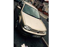 VW MK4 Golf t.d.i 1.9 £650 or £250 for exchange