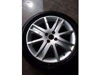 Alloy wheels 17 inch