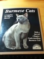 Burmese Cats – a Complete Pet Owner's Manual