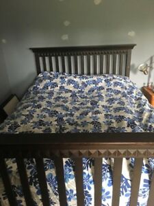 Morigeau Lepine Double bed/Crib