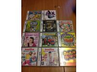 Nintendo DS Games Job Lot