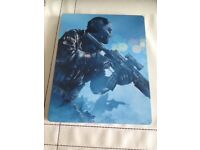 PS3 call of duty ghosts steelbook edition