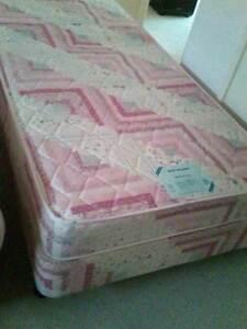 Single Bed with side cupboard Mandurah Mandurah Area Preview