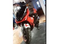 Yamaha aerox top end stage 6 OR swap for car