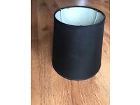 Small Black Lamp Shade