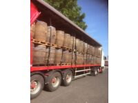 Fantastic Garden Grade A W H I S K E Y Oak Barrel Barrels - Delivery Available
