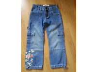 Capri jeans from Gap Kids 11-12 years