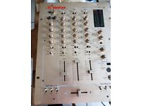 Fastex pcv euals 275mixing deck not working