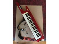 KEYTAR Roland AX-1 rare and original, MIDI controller, 1992-94, Space Logic designed, made in Italy