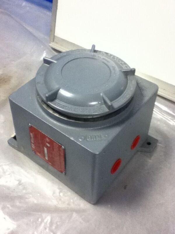 Killark Grm Outlet Box For Hazardous Locations