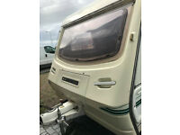 1990 Compass Omega 2 Berth Touring Caravan