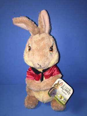 NEW Peter Rabbit Movie Flopsy Stuffed Plush Toy Official Brand 9