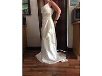Wedding dress - new