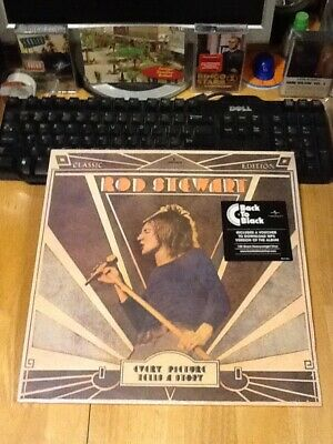 Rod Stewart Every Picture Tells A Story Remastered 180 Gram Vinyl LP Sealed
